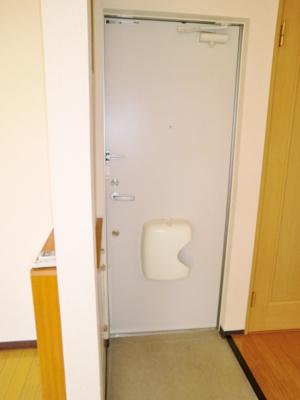 【玄関】YFハウス