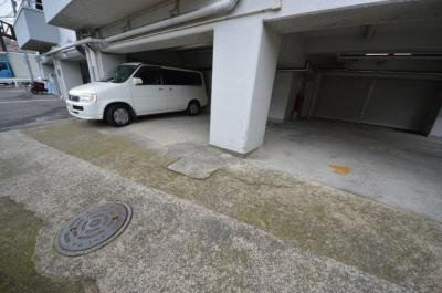 【駐車場】馬込マンション