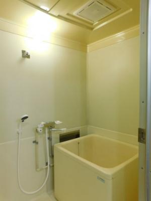 【浴室】ジュリエンス