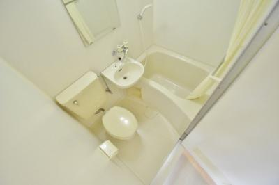 【浴室】ヴィラ桃山台