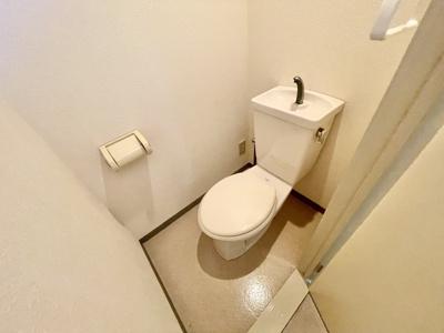 【トイレ】マンションくすのき