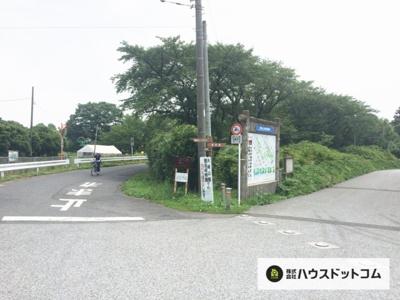 【外観】緑区大崎 土地 約68坪