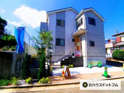 【外観】さいたま市南区大谷口 新築分譲住宅全1棟