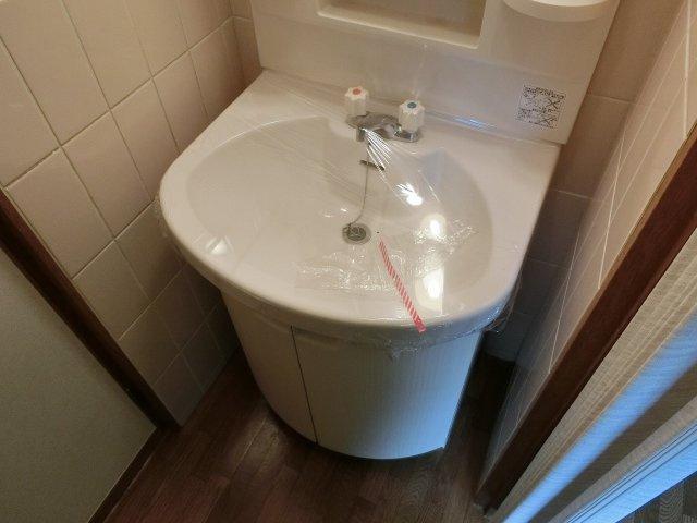 グランメール 独立洗面台