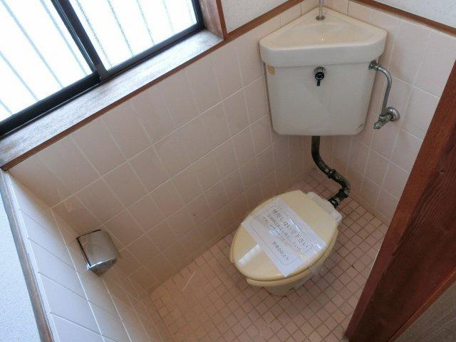グランメール トイレ