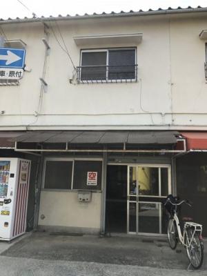 【外観】岡山貸店舗 南2