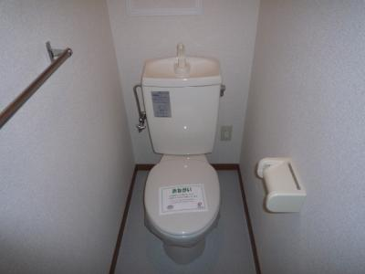 【トイレ】リヴィエール・桜