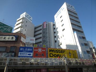 【外観】大幸ロイヤルA3
