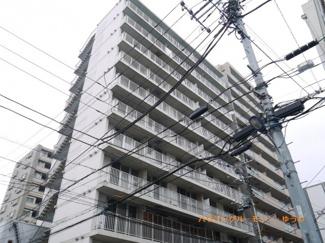 RC造の都会的な建物です。