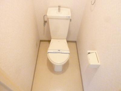 【トイレ】ロイヤルメゾン藤ヶ丘