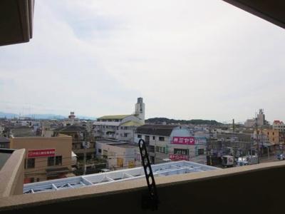 【展望】エスポワール恵我之荘