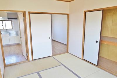 【寝室】アイディル島泉
