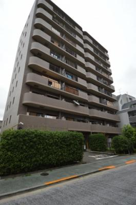 【外観】サンマンションアトレ東雪谷