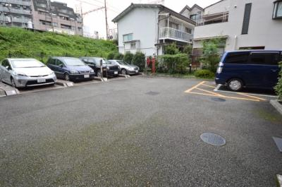 【駐車場】サンマンションアトレ東雪谷