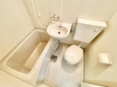 【浴室】ウィズテリア蔵之内