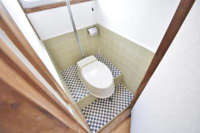 【トイレ】尼丁文化