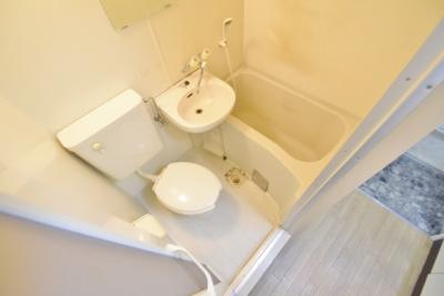 【浴室】エクセルハイツ西浦