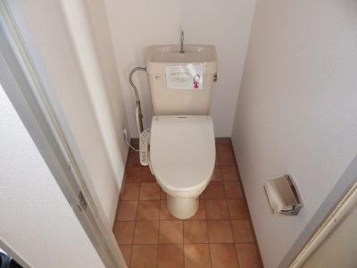 【トイレ】コーポ福村