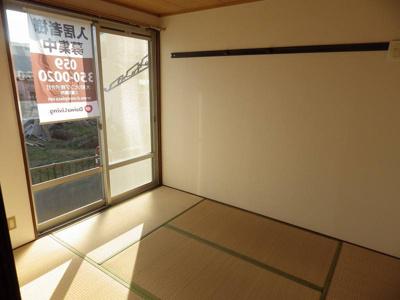 【寝室】コーポ福村