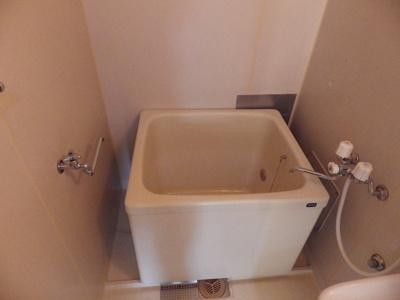 【浴室】コーポ福村