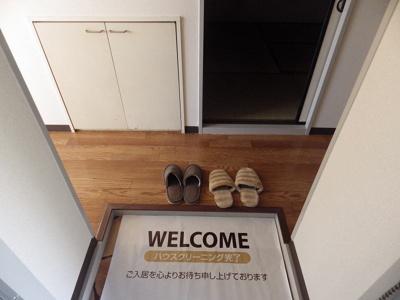 【玄関】コーポ福村
