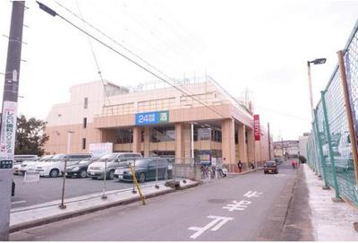 13スーパー 西友都賀店(スーパー)まで592m