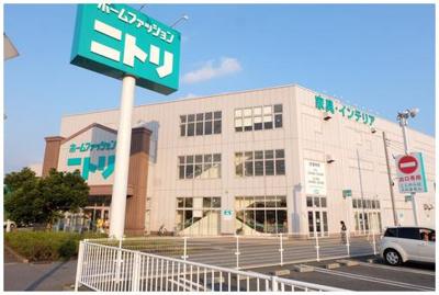 ニトリ千葉桜木店(ホームセンター)まで912m