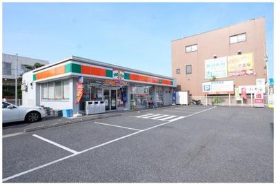 16コンビニ サンクス千葉鶴沢店(コンビニ)まで240m