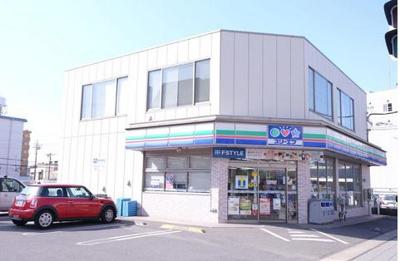 14コンビニ スリーエフ都賀駅前店(コンビニ)まで374m