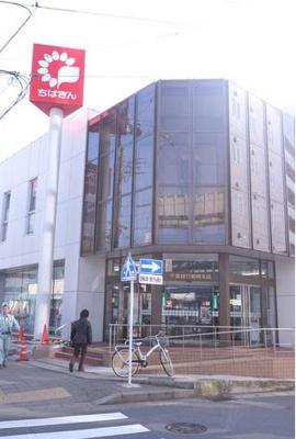 16銀行 千葉銀行都賀支店(銀行)まで415m