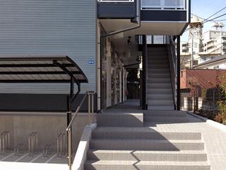 【玄関】プリマベーラ中台2