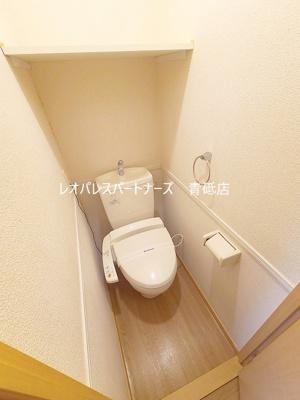 洗濯機も最初から利用できます。