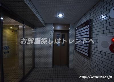 【その他共用部分】ディアハイム飯田橋