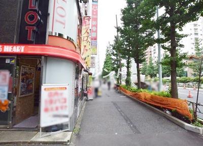 【エントランス】レジディア後楽園