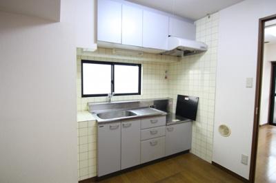 【キッチン】ユートピア日吉弐番館