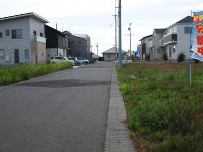 【前面道路含む現地写真】富士見ヶ丘3丁目19番