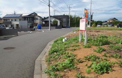 【前面道路含む現地写真】富士見ヶ丘4丁目19番