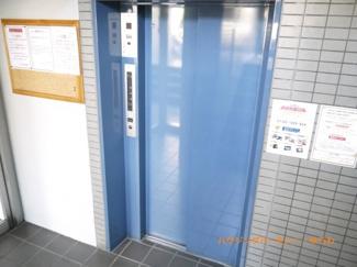 もちろん、エレベーター完備。