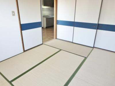 【和室】ペシュ・メゾン新熊