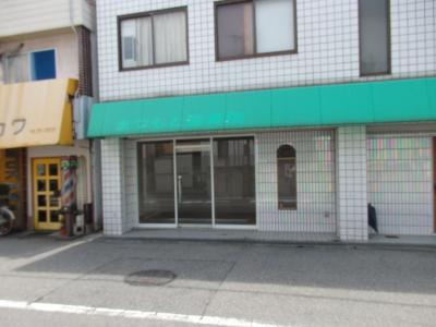 【外観】大井店舗