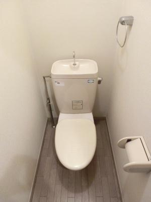 【トイレ】ウェスタリア神戸