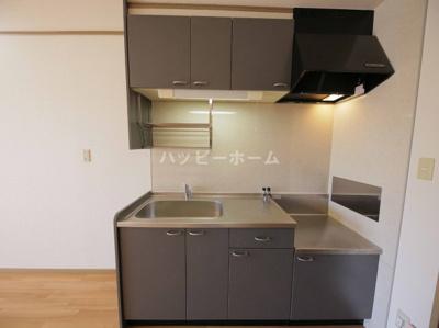 【キッチン】カーサ夢咲