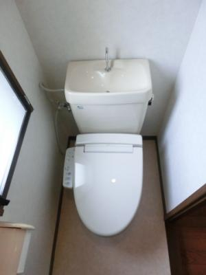 【トイレ】マホ新長田
