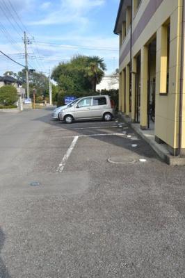 【駐車場】プラトー清水