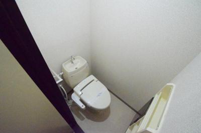 【トイレ】サニーハイムA・B棟