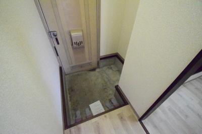 【玄関】サニーハイムA・B棟
