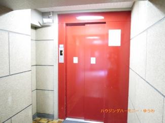 もちろんエレベーターもあります。