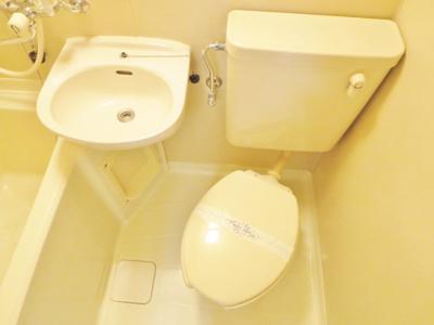 【トイレ】コーポ第二嘉栄