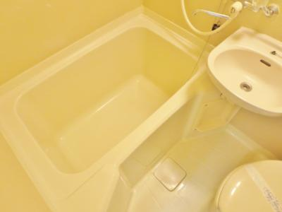 【浴室】コーポ第二嘉栄