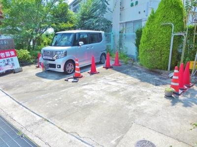 【駐車場】コーポ松井